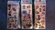 Paw Patrol  sticker sheets buy 5 get 5 free stickers party supplies lolly bags