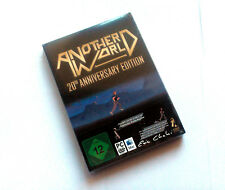 Another World 20th Anniversary Edition Pc Win Vista Win 7 8 MAC OS AMIGA NEW