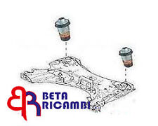 KIT 2 PZ SILENT BLOCK CULLA RENAULT CLIO III MEGANE II SCENIC II MODUS dal 03