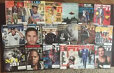 ESPN Magazines from 2014 - Lot of 18