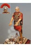 Roman Centurion of legion 54mm 1/32 Tin Painted Toy Soldier Miniature   Art