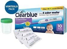 Clearblue digital Ovulationstest 2.0 mit dualem Hormonindikator + 10 Frühtests