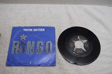 Ringo Starr-You're Sixteen/Devil Woman, Apple 1870, Z6/Z5, PS, NM