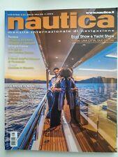 Nautica n.672 anno 2018 Mensile Internazionale di Navigazione Yachts Mare