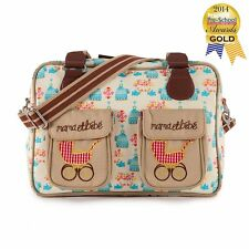 Pink Lining MAMA ET BEBE BIRDCAGE Baby Changing Nappy Diaper Bag