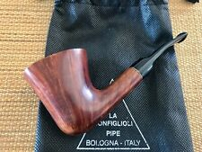 BONFIGLIOLI BENT DUBLIN PIPE, YEAR 1984TH. HAND MADE IN ITALY, MUST SEE!