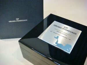 GIRARD PERREGAUX Mission of Mermaids Special Edition Watch Box