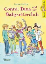Conni & Co 12: Conni, Dina und der Babysitterclub - Dagmar Hoßfeld PORTOFREI