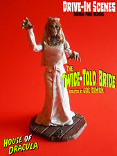 TWICE-TOLD BRIDE, DRIVE-IN SCENES RESIN MODEL KIT, IN SCALE WITH MONSTER SCENES