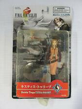 "Final Fantasy VIII QUISTIS TREPE Extra Soldier 5.5"" Figure - Bandai NOC!"