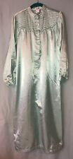 New listing vintage National women's long Nightgown mint green size Sm