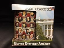 PRESIDENTS OF THE UNITED STATES INCLUDING TRUMP COMMEMORATIVE 14 OZ MUG NEW
