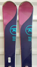 New listing 2017-2018 Rossignol Temptation 84 HD women's demo skis 146cm with bindings