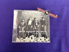Stiff Little Fingers Back Against The Wall Punk Rock CD USED Piranha Records