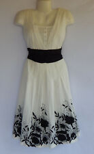 Boo Radley Cotton Fit and Flare Dress in a Sz14 EUC