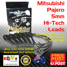 Eagle 5mm Ignition Spark Plug Leads Fits Mitsubishi Pajero V6 NL NM NP 97-03