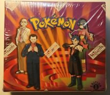 Pokémon Gym Challenge 1st Edition Display Booster Box English sealed 36 Booster
