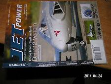 Jet Power en anglais 1/2012 Mig-17F T-45 Goshawk DH-112 Venom Rafale XXL SU-15