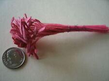 Vintage Millinery Flower Stamen Lily EA1 Fuschia Pink