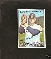 1967 Topps # 318 Dave Giusti NM