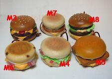 McDonald's Figure Statue Toy Display Cartoon Model Burger McMuffin Set M345678