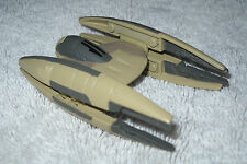 Micro Machines Die Cast Metal - Trade Federation Starfighter (mini vehicle)