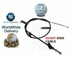 FOR SUBARU IMPREZA R RX WRX STi  2007--> NEW RIGHT RH SIDE REAR HAND BRAKE CABLE