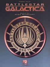 Bear McCreary Battlestar Galactica Learn to Play Pop Piano Music Book