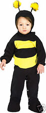 Bumble Bee Insect Animal Fancy Dress Up Halloween Baby Infant Child Costume