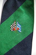 cravatta seta ettore bugatti EB per camicia cerimonia evento verde nera tie silk