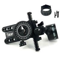 Spot Hogg Tommy Hogg Single Pin Sight Wrapped Adjustable Len & Pro Lens Adapter