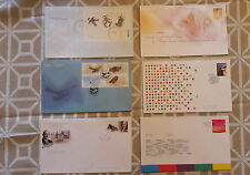 CANADA- FDC STAMPS COLLECTION 2008 (27 envelopes)
