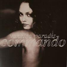 VANESSA PARADIS - COMMANDO - PLAN PROMO CARTONNÉ