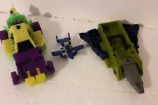 Lotto Transformers g1 Gig Trasformers Ko Tarocco micro robot vintage no Diaclone