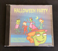 HALLOWEEN PARTY KIDS' MUSIC CD Spooky Children's Pop VGC Trick Or Treat At Home