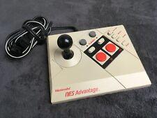 Nintendo NES Advantage Joystick PAL Très Bon état