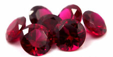 Very Good Cut Round Loose Rubies