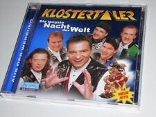 Monastère écus la plus longue nuit du monde CD allemand musique populaire presque comme neuf (yz)