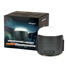 Deeper Power Laterne Lampe Powerbank 7000mAh Camping Angeln LED bis 158h Licht*