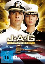 JAG SEASON 2 MB  4 DVD NEU  CATHERINE BELL/DAVID JAMES ELLIOTT/+