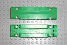 LEGO Technic - 2x Panel Verkleidung 1x3x11 hellgrün / bright green 15458 42039