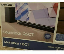 Samsung 5.1 Channel Soundbar with 3D Surround Sound and Acoustic Beam : HW-Q6CT