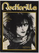 ROCKERILLA  # 40 cocteau twins the cramps the doors psychic tv violent femmes