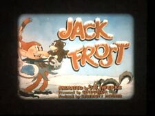 16mm Film Cartoon: Jack Frost (1934)