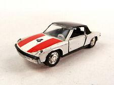 Schuco 826 827 VW - Porsche 914, 1:66, 1970er Jahre (O)
