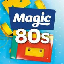 Magic 80s – V/A 4Cds (New/Sealed) Queen Culture Club Abba Kylie Minogue