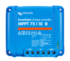 Victron SmartSolar MPPT Charge Controller 75/10 12/24V BUILT IN BLUETOOTH