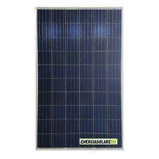 Panneau solaire photovoltaique 280W 270W 24V polycristallin bateau jardin 5 Bus