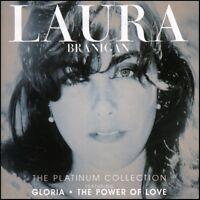LAURA BRANIGAN - THE PLATINUM COLLECTION CD ~ GLORIA ~ GREATEST HITS/BEST *NEW*
