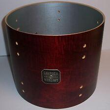 Gretsch USA Custom Drum Shell 6 Ply Tom 10x12 Broadkaster Satin Walnut